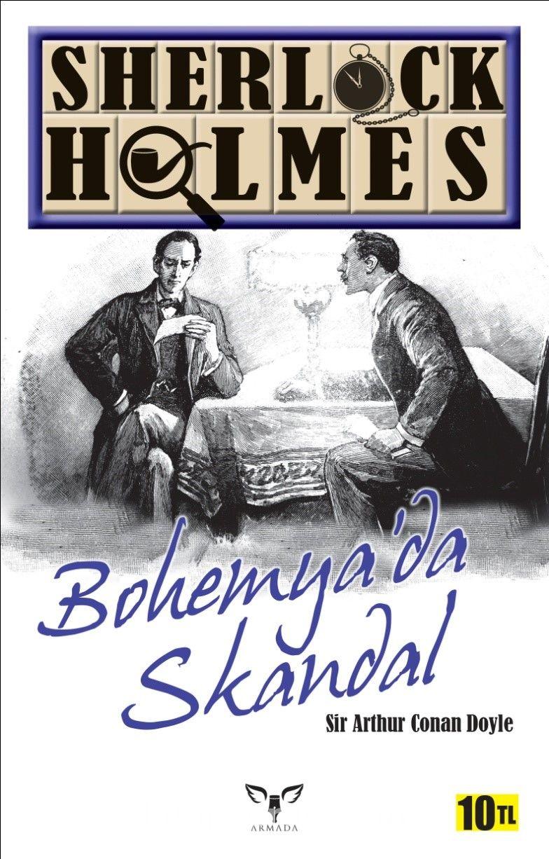 Sherlock Holmes - Bohemya da Skandal
