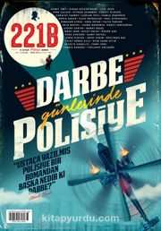 221B İki Aylık Polisiye Dergi Sayı:5 Eylül-Ekim 2016