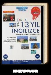 LYS-5 İngilizce Son 13 Yıl Çıkmış Sınav Soruları