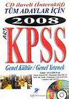 KPSS 2008 Genel Yetenek Genel Kültür