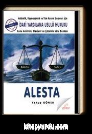 ALESTA İdari Yargılama Usulü Hukuku Konu Anlatımı, Mevzuat ve Çözümlü Soru Bankası