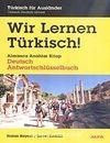 Wir Lernen Türkisch! (Almanca Anahtar Kitap)
