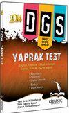 2014 DGS Yaprak Test Sayısal Yetenek-Sözel Yetenek / Sayısal Mantık-Sözel Mantık