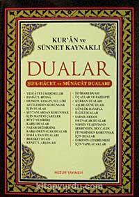 Kur'an ve Sünnet Kaynaklı Dualar (Kod 019) -  pdf epub