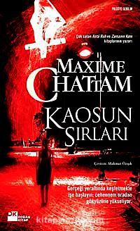 Kaosun Sırları - Maxime Chattam pdf epub