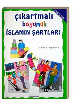 Çıkartmalı Boyamalı İslamın  Şartları