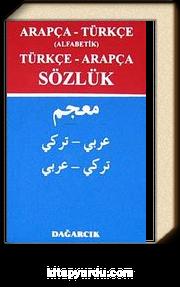 Arapça-Türkçe (Alfabetik) Türkçe-Arapça Sözlük (kırmızı mavi kapak)