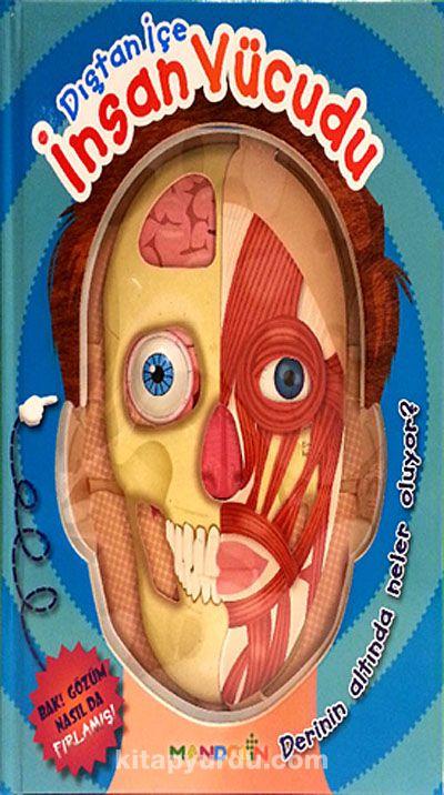 Dıştan İçe İnsan Vücudu - Clive Gifford pdf epub