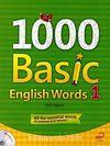 1000 Basic English Words 1 + CD