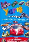 Yarış Arabaları ve Motorları & 36 Çıkartma, 94 Farklı Araba ve Motosiklet