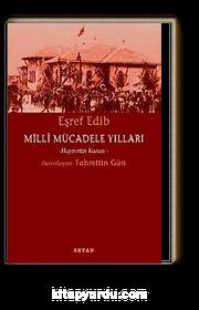 Eşref Edip/ Milli Mücadele Yılları