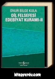 Dil Felsefesi Edebiyat Kuramı - 2
