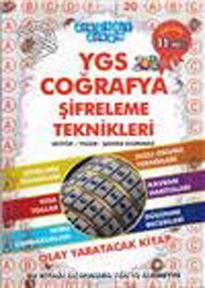 2013 YGS Coğrafya Şifreleme Teknikleri