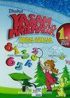 İlkokul Yaşam ve Matematik & Doğal Sayılar 1. Kitap (6-9 yaş)