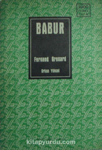 Babur (3-C-12) - Fernand Grenard pdf epub