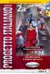 Nuovo Progetto Italiano 2a Edizione Aggiornata (Kitap ve Çalışma Kitabı+CD+CDROM) İtalyanca Orta Seviye (B1)