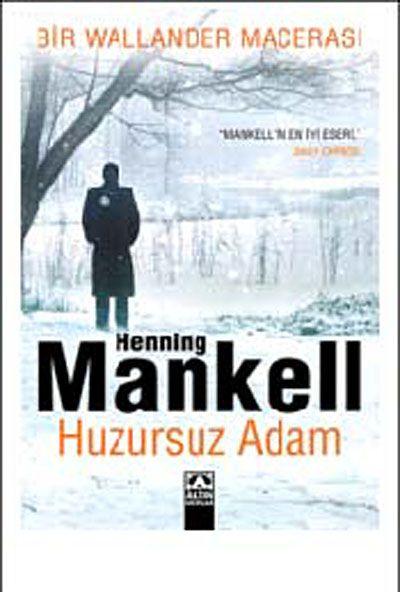 Huzursuz Adam - Henning Mankell pdf epub