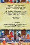 Mahkeme Kayıtları Işığında 17. Yüzyıl İstanbul'unda Sosyo Ekonomik Yaşam - Cilt:9 Kredi Piyasaları ve Faiz Uygulamaları (1602-61)