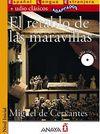 El retablo de las maravillas +CD (Audio clasicos- Nivel Inicial) İspanyolca Okuma Kitabı