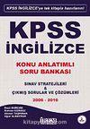 KPSS İngilizce Konu Anlatımlı Soru Bankası