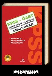 KPSS - ÖABT Soru Bankası & Din Kültürü ve Ahlak Bilgisi Öğretmenlik Alan Bilgisi Testi