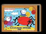 Uğurböceği Sevecen İle Salyangoz Tomurcuk -9 Mağaradaki Örümcek
