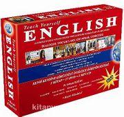 Kendi Kendinize Görüntülü İngilizce Öğrenim Seti / Teach Yourself English (3 Kitap+17 Dvd)