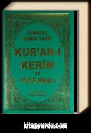Kur'an-ı Kerim ve Yüce Meali (Elmalılı 010) (Hafız Boy-Plastik Kapak)
