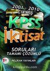 2001-2010 Çıkmış KPSS İktisat Soruları Tamamı Çözümlü