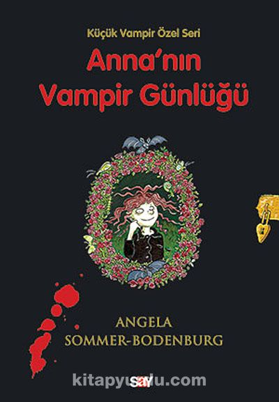 Anna'nın Vampir GünlüğüKüçük Vampir Özel Seri (Ciltli) - Angela Sommer-Bodenburg pdf epub