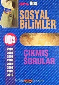 Cep'te ÜDS Sosyal Bilimler Çıkmış Sorular 2003 - 2011