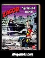 Zagor Sayı:138 Dişi Vampir Ylenia