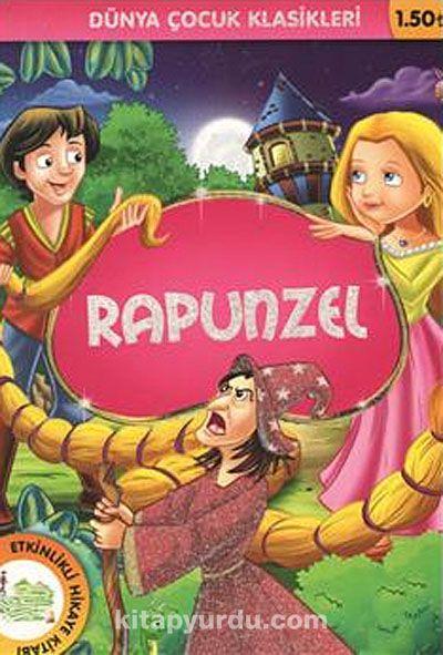 Rapunzel / Dünya Çocuk Klasikleri -  pdf epub