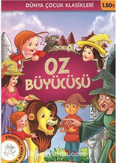 Oz Büyücüsü / Dünya Çocuk Klasikleri -  pdf epub
