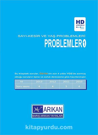 Problemler 1 & Sayı-Kesir ve Yaş Problemleri