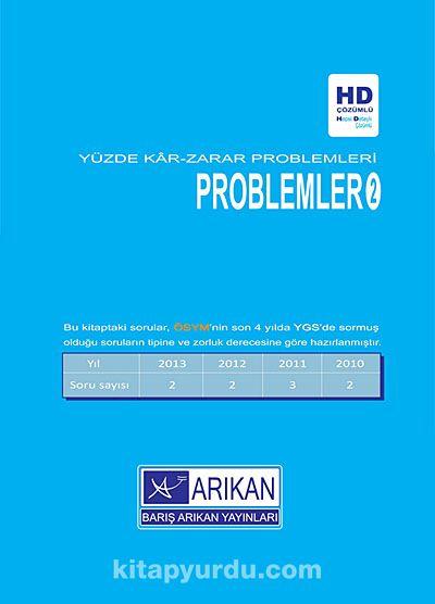 Problemler 2 & Yüzde Kar-Zarar Problemleri