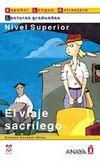 El viaje sacrilego (LG- Nivel Superior) İspanyolca Okuma Kitabı