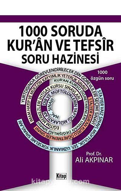 1000 Soruda Kur'an ve Tefsir Soru Hazinesi -  pdf epub