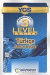 YGS Kolaydan Zora 3 Level Seviye Türkçe Soru Bankası