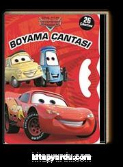 Arabalar Boyama Cantasi 26 Cikartma Boya Oku Yapistir Yandan