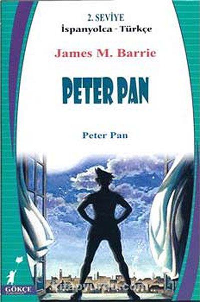 Peter Pan (İspanyolca-Türkçe) 2. Seviye