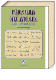 Çağdaş Alman Öykü Antolojisi (2 Cilt) & Almanya-Avusturya-İsviçre