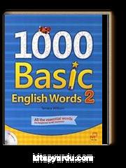 1000 Basic English Words 2 + CD