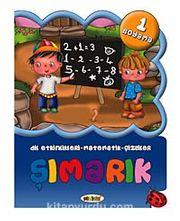 Simarik Boyama 4 Kitap Dil Etkinlikleri Matematik