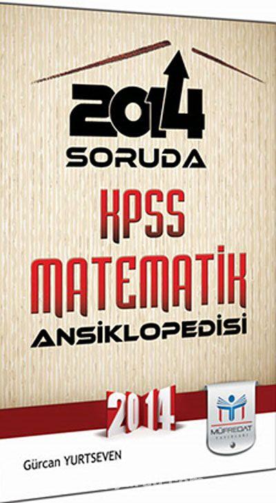 2014 KPSS Soruda Matematik Ansiklopedisi