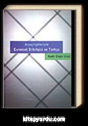 Evrensel Dilbilgisi ve Türkçe&Anaçizgileriyle