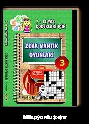 Zeka Mantık Oyunları 3 & 7- 12 Yaş Çocukları İçin