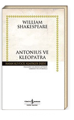 Antonius ve Kleopatra (Ciltsiz)