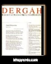 Dergah Edebiyat Sanat Kültür Dergisi / Ocak 2002 - Sayı 143