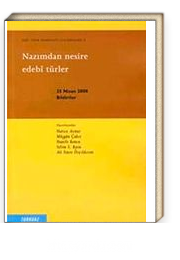 Nazımdan Nesire Edebi Türler : Eski Türk Edebiyatı Araştırmaları 4